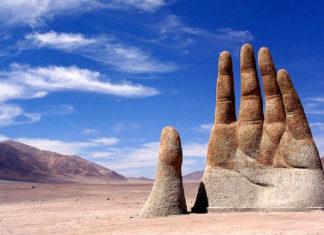 Рука пустыни как символ тайны псориаза