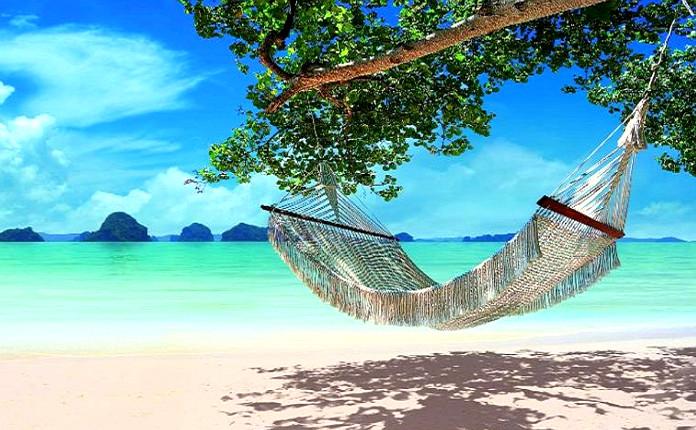 Отпуск на море как способ снять стресс