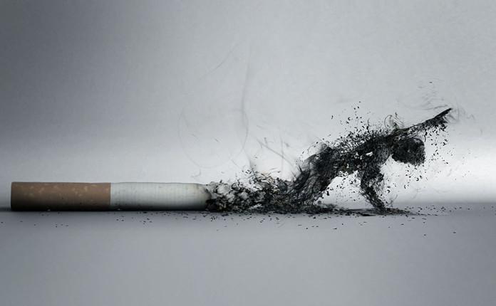 Здоровая кожа и курение несовместимы!