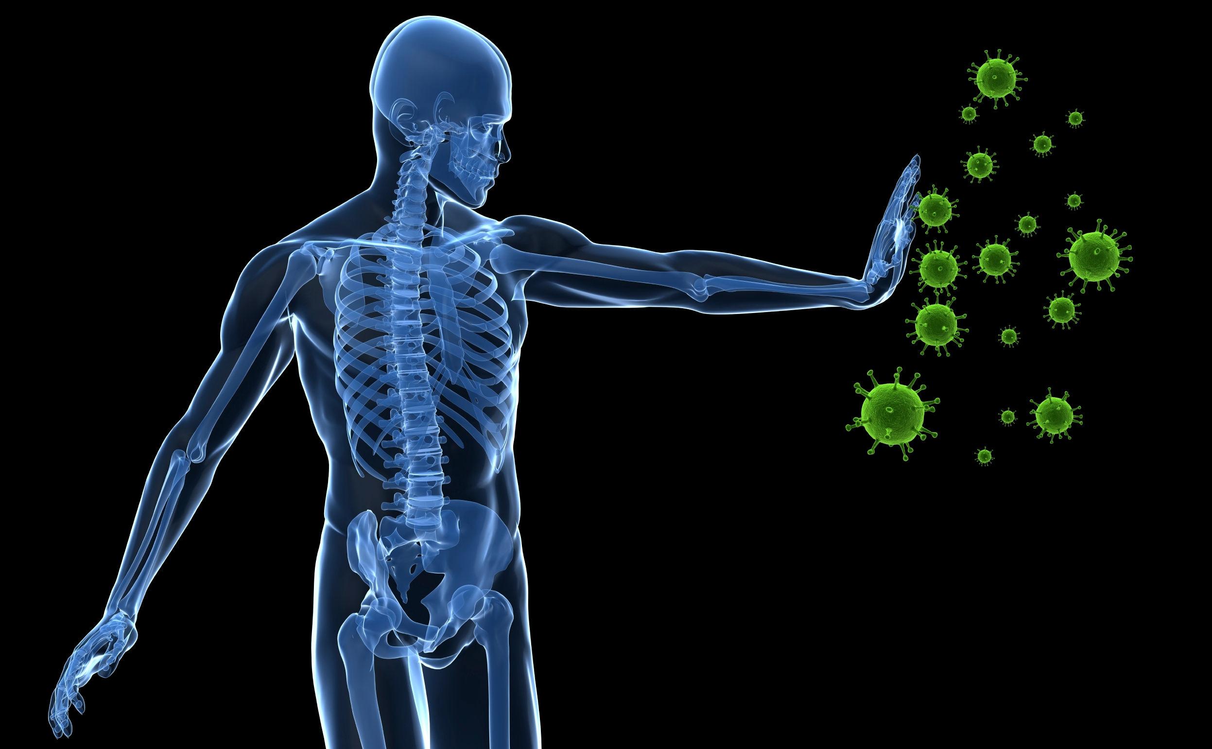 Иммунная система играет важную роль в развитии псориаза