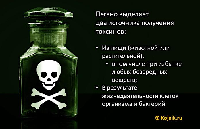 Токсины ответственны за появление и усугубление псориаза