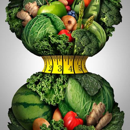 Растительная диета способствует похудению