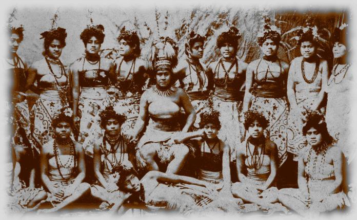 Аборигены Самоа